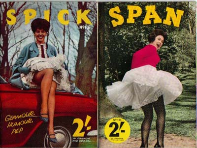 "I'd always assumed it was ""spic and span"", but it seems I've been getting my ..."