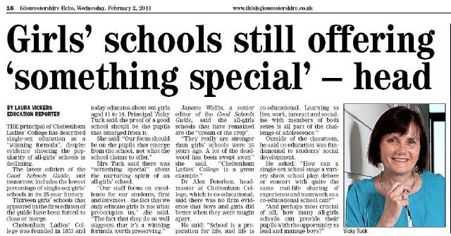 Single-sex schools: the perks. Filed under: bad things,head ? substuff ...